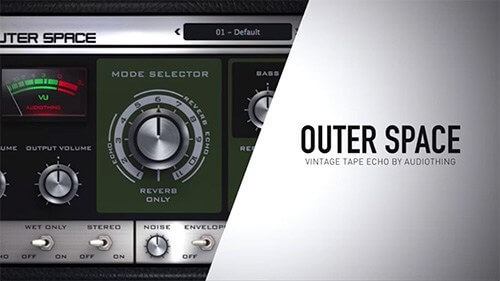 Outer Space (Mac) VST Crack Free Download