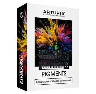 Arturia Pigments VST Crack 2021 Free Download