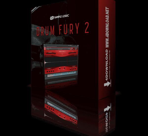 Sample Logic – DRUM FURY 2 KONTAKT registration key